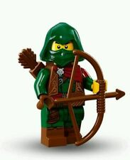 Lego Minifigure 71013 Series 16 Rogue Archer Collectible Minifigures