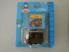 2005 Thomas And Friends Die Cast Toby Learning Curve