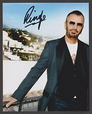 Ringo Starr  Autograph , Original Hand Signed Photo