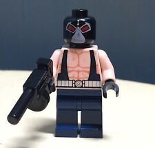 Lego Batman Bane Original 7787 MINT Minifigure Tank Hideout Weapon