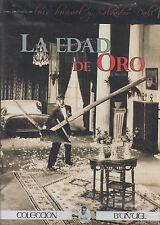 DVD - La Edad De Oro NEW Coleccion Bunuel FAST SHIPPING !