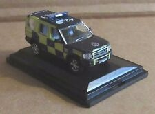 OXFORD DIECAST LAND ROVER DISCOVERY ESSEX POLICE 1:76 SCALE MODEL CAR EMERGENCY