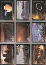 Tradingcards - 9x Babylon 5 Special Edition Sondercard Set - Worlds of Babylon