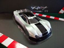1/10 Mercedes CLK SP body 200mm associated tamiya losi kyosho HPI drift TC4 0419