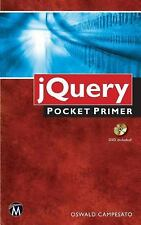 Pocket Primer: JQuery Pocket Primer by Oswald Campesato (2015, Paperback)