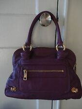 NWT Marc Jacobs Made in Italy Purple bag MSRP $1095