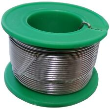 Fil à souder soudure électronique 1mm 100gr Sn99Ag0,3Cu0,7 Flux No Clean