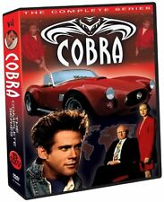 Cobra Michael Dudikoff The Complete TV Series Boxed / DVD Set NEW!