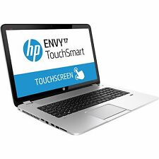 "HP Envy Touch-Scr 17-j141nr 17 17.3"" i7 Quad 2.4Ghz 16GB 1TB Backlit Key GT 740M"