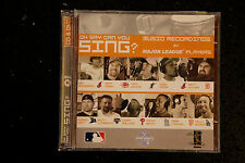 Oh Say Can You Sing Vol 1 - Major League Baseball Players  (REF BOX C46)