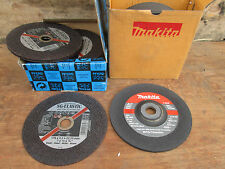 "7"" -180 mm GRINDING / CUTTING  - 1 BOX  CUTTING + 1 BOX GRINDING = ** 34 DISCS"