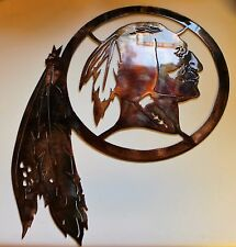 Washington Redskins Metal Wall Art