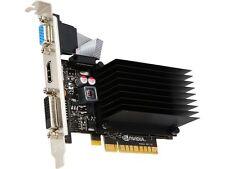 EVGA GeForce GT 720 DirectX 12 02G-P3-2724-RX 2GB 64-Bit DDR3 PCI Express 2.0 x