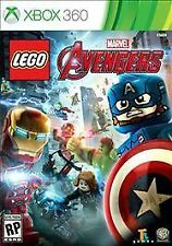 LEGO Marvel's Avengers (Microsoft Xbox 360, 2016) DISC IS MINT