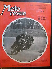 MOTO REVUE N°1015  13 JAN 1951 1000 VINCENT A COMPRESSEUR / SALON DE MILAN