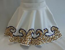 Skirt / Dance (drill) team uniform for dancers, skaters or twirlers