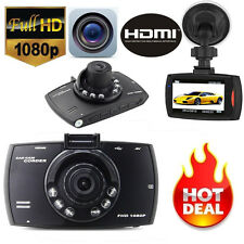 "2.7"" HD 1080P In Car DVR Vehicle Camera Dash Cam Recorder G-Sensor Night Vision"