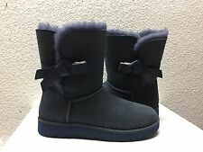 UGG CLASSIC KNOT IMPERIAL BAILEY BUTTON SHORT BOOT USA 6 / EU 37 / UK 4.5 - NIB