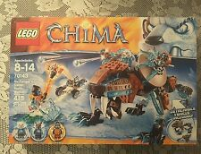Lego Legends of Chima 70143 Sir Fangar's Saber-Tooth Walker 415 pcs New in Box