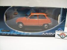 Renault 5, orange, 1972, Solido 1:18, OVP