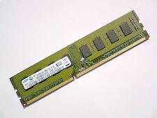 4GB DDR3-1333 PC3-10600 1333Mhz SAMSUNG M378B5273CH0-CH9 PC DESKTOP RAM SPEICHER