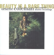 ORNETTE COLEMAN - BEAUTY IS A RARE THING-THE COMPLETE ATLANTIC REC. 6 CD NEU
