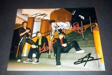 "MARIANAS TRENCH SIGNED 10""X8"" REPRO PHOTO PP JOSH RAMSAY"