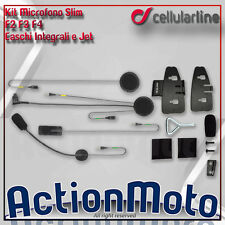 CELLULAR LINE KIT RICAMBIO DOPPIO MICROFONO SPEAKER INTERFONO F4S F3S F2S F4 F3