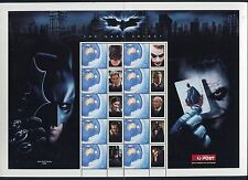 Batman! The Dark Knight - Special Events Sheetlet