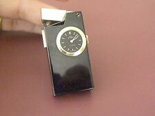 BULER VINTAGE SWISS WATCH LIGHTER-17 JEWELS RUNNING! For Parts or Repair