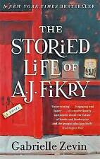 The Storied Life of A.J. Fikry by Gabrielle Zevin ..LIKE NEW