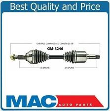 CV Axle Shaft-New GM-8246 08-10 Cobalt With MU3 Manual Trans Only