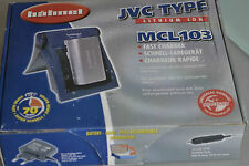 (PRL) JVC CARICABATTERIA AC CHARGER CARICA BATTERIE FOR ALL JVC LI-ION BATTERIES