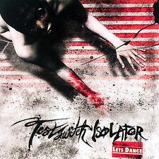 TEST SWITCH ISOLATOR - Let's Dance CD (Grindcore) NEW