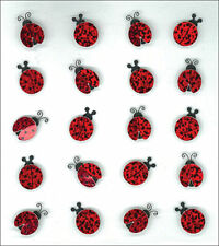 Jolee's LADYBUGS REPEATS Stickers