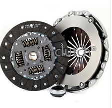 3 PIECE CLUTCH KIT INC BEARING 200MM FOR CITROEN C2 1.4 HDI