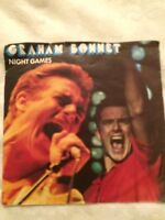 Graham Bonnet - Night Games / Out On The Water - 1981