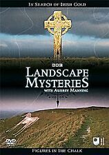 Landscape Mysteries - In Search Of Irish Gold And Figures In The Chalk (DVD, ...