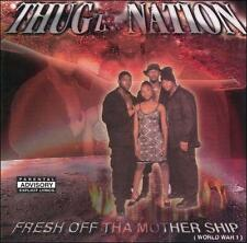 : Fresh Off Tha Mother  Audio Cassette