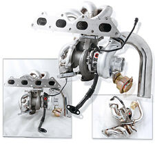 TD05 TD05H 16G Turbo Charger Kit For DSM 1G 2G 4G63 2.0L Upgrade Bolt On