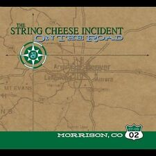 July 5 2002 Morrison Co: On the Road by String Cheese Incident