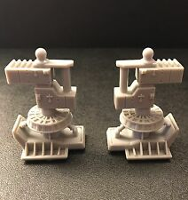 Star Wars Legacy Millennium Falcon Landing Gear Left & Right Front Set of 2 Feet