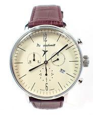 ARISTO MESSERSCHMITT ME-4H152 Bauhaus 42mm Flieger Uhr Herrenuhr Ronda Uhrenwerk