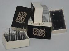 LED Alphanumeric 1 digit  (16-segments  LTP587P x 5 pcs)