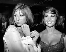 8x10 Print Barbra Streisand Natalie Wood The Cocoanut Grove Nightclub 1963 #BS55