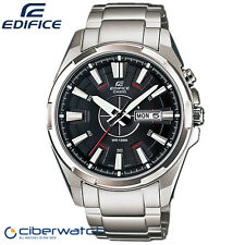 Reloj Casio Edifice Super LED EFR-102D-1AVEF Sumergible 100m, ¡Envío 24h Gratis!