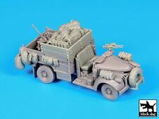Black Dog 1/72 British SAS / LRDG Chevrolet North Africa 1942 Accs. No.2 T72064