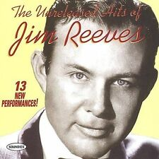 The Unreleased Hits of Jim Reeves by Jim Reeves cd SEALED cd Soundies