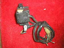 Honda Elite CH 80 Off 1986 86 CH80 on/off on off switch switches left