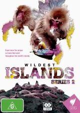 Wildest Islands : Series 2 (DVD, 2014, 2-Disc Set)